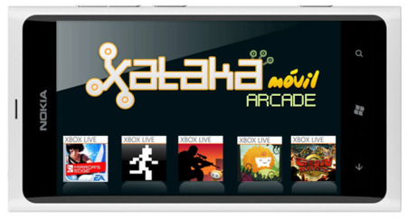 Clásicos de hoy, de ayer y exclusivas en Xbox LIVE. Xataka Móvil Arcade Edición Windows Phone (V)