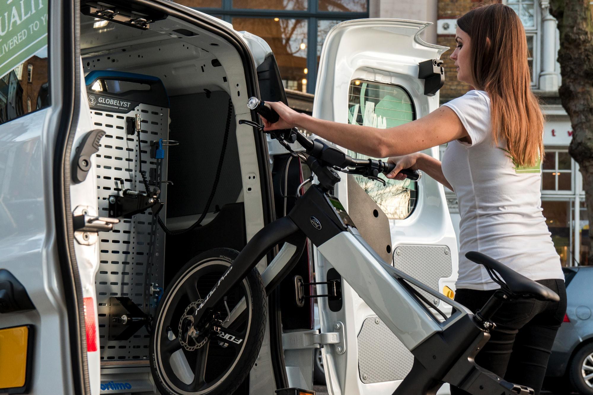 Foto de Ford Mode:Me y Mode:Pro, bicicletas eléctricas (15/16)