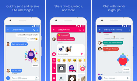 Google prepara Mensajes Android for Web, para que puedas chatear desde el ordenador
