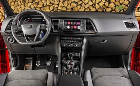 Seat Ateca Nuevos Motores 1 5 Ecotsi 150 Cv Y 2 0 Tdi 150 Cv 33
