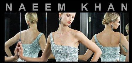 El diseñador Naeem Khan recibe el reconocimiento de la Semana de la Moda de Nueva York