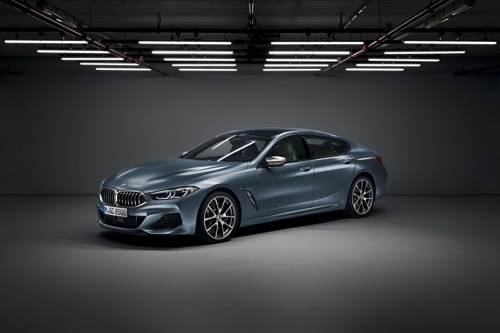 Foto de BMW Serie 8 Gran Coupé (presentación) (69/159)