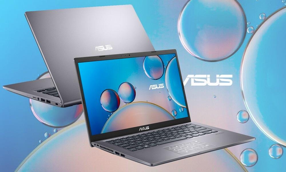 Estrena portátil de gama media por poco dinero con este ASUS M415DA-EK274T que tienes rebajado en eBay a 499 euros