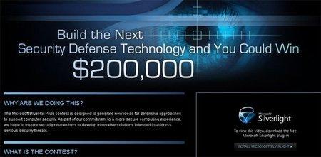 Microsoft BlueHat prize