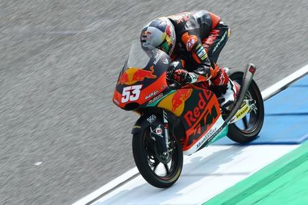 Oncu Tailandia Moto3 2019