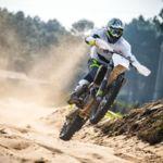 Husqvarna trae el futuro a su gama de motocross, con el control de tracción para las 4T