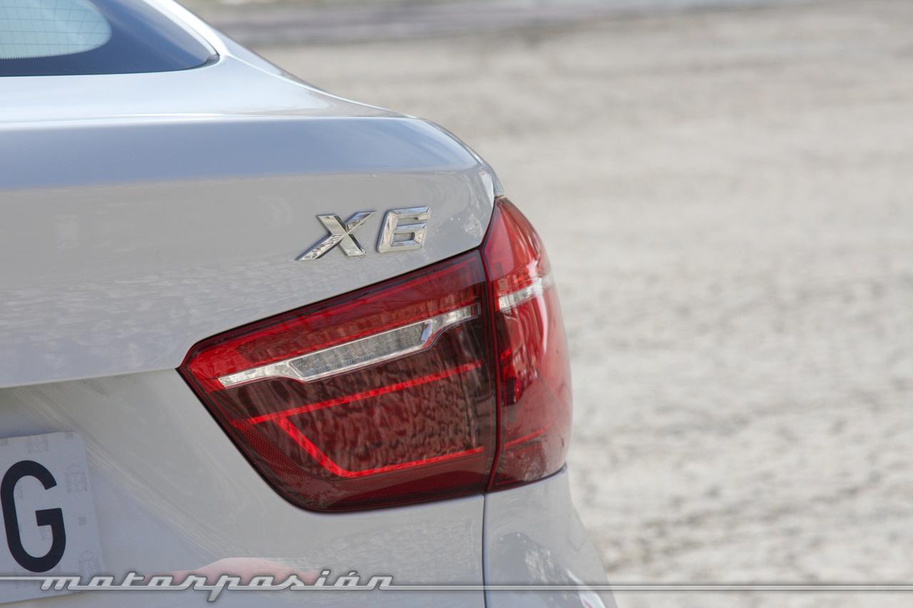Foto de BMW X6 2014 (toma de contacto) (10/14)