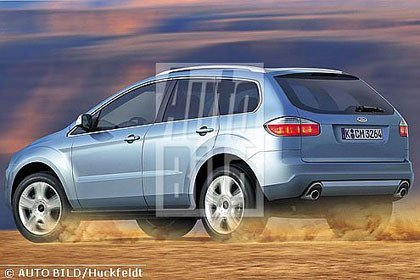Ford Focus SUV