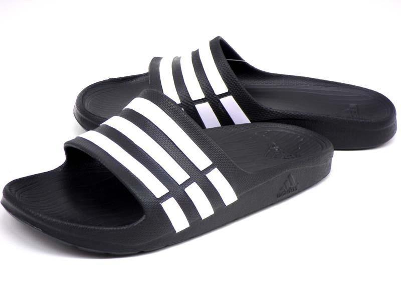 burbuja Conmemorativo Artefacto  Chanclas Adidas Duramo Slide por sólo 14,95 euros y envío gratis en Amazon