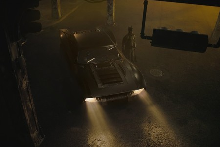 The Batman Batmobile 3