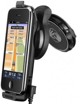 El kit para iPhone de TomTom anunciado oficialmente