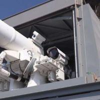 Las armas láser ya no pertenecen solo a 'La Guerra de las Galaxias': los EE.UU. las usarán en el Golfo Pérsico