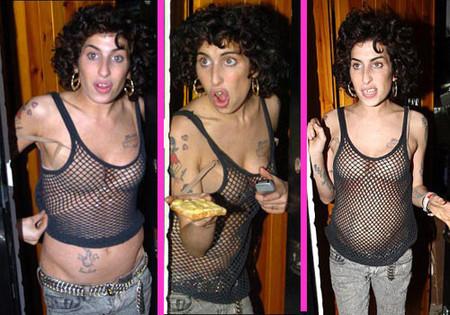 Amy Winehouse cambia de look