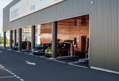 Drive In Leclerc En Francia