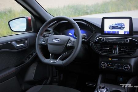 Ford Kuga 2020 Prueba 575