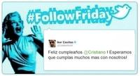 #FollowFriday de Poprosa: entre cumpleaños, reportajes y #080bcnfashion