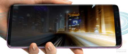 Galaxy S9 Filtracion Altavoces