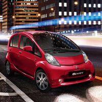 Mitsubishi matará a su primer coche eléctrico, el Mitsubishi i-MIEV, por falta de recursos