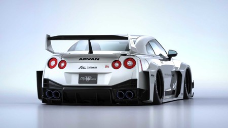 Liberty Walk Wants To Sell You A 73 570 Nissan Gt R Body Kit 2