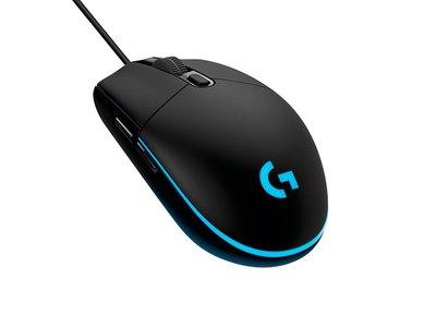 Logitech G203 Prodigy, un ratón gaming de diseño clásico al mejor precio en Amazon: 34,95 euros