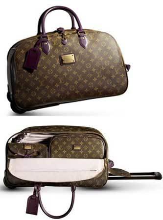 La maleta de Louis Vuitton que organiza todo