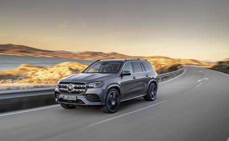 Así es el Mercedes-Benz GLS 2019: el Clase S de los SUV ahora es más grande y también mild-hybrid