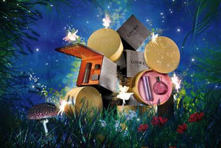 Cofres de fragancias Loewe. Regalo de Reyes