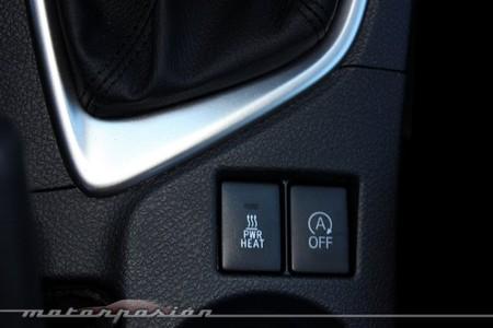 Start & Stop Toyota Auris 2013