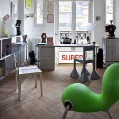 Foto 3 de 9 de la galería puertas-abiertas-un-loft-en-paris-en-estilo-art-deco en Decoesfera