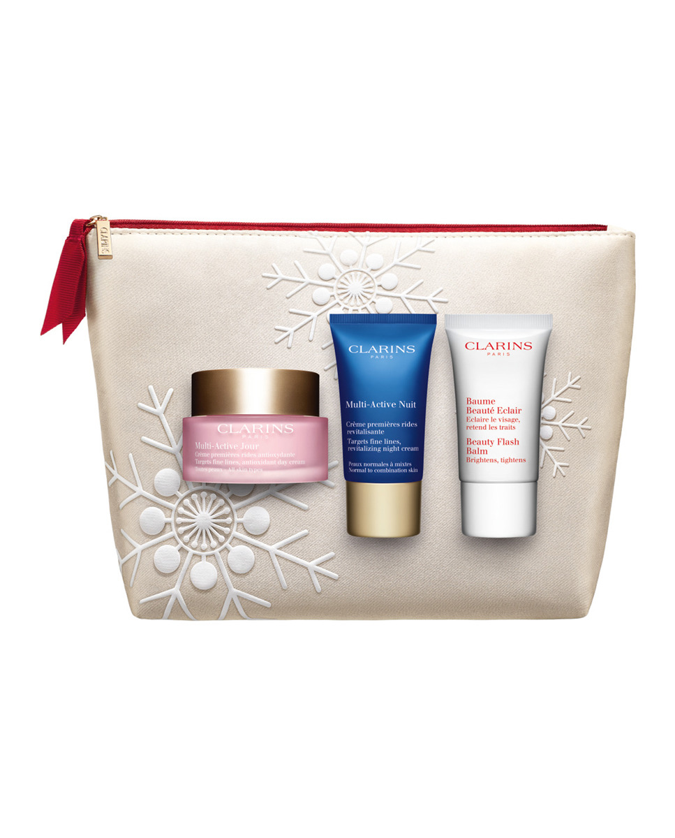 Estuche de regalo Multi-Active Daily Cream Collection Clarins