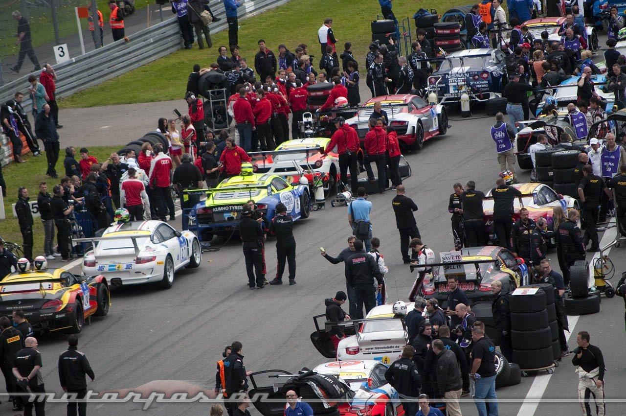 Foto de La increíble experiencia de las 24 Horas de Nürburgring (78/114)