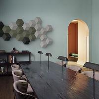 Estos altavoces de Bang & Olufsen te harán creer que el sonido en tu hogar sale de la pared