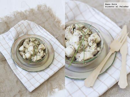 Pechuga de pollo marinada con miel y mostaza, receta ligera ideal para dieta baja en calorías