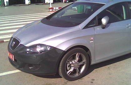 Seat Leon FR II cazado en la calle