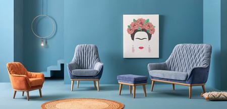 Diseño español en sofás y sillones que también puede ser a medida