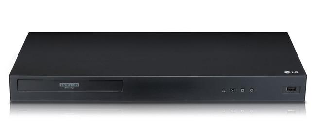 LG estrenará nuevos reproductores Blu-ray UHD esta primavera