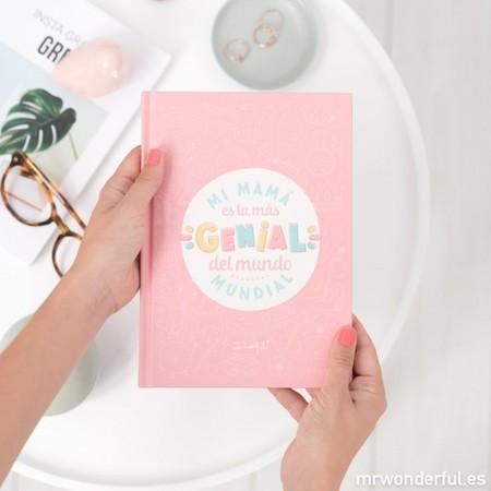 Mrw 8435460741590 Libro Para Rellenar Mi Mama Es La Mas Genial Del Mundo Mundial Es 2 Edit