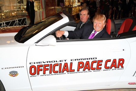 Donald Trump Chevrolet Camaro SS