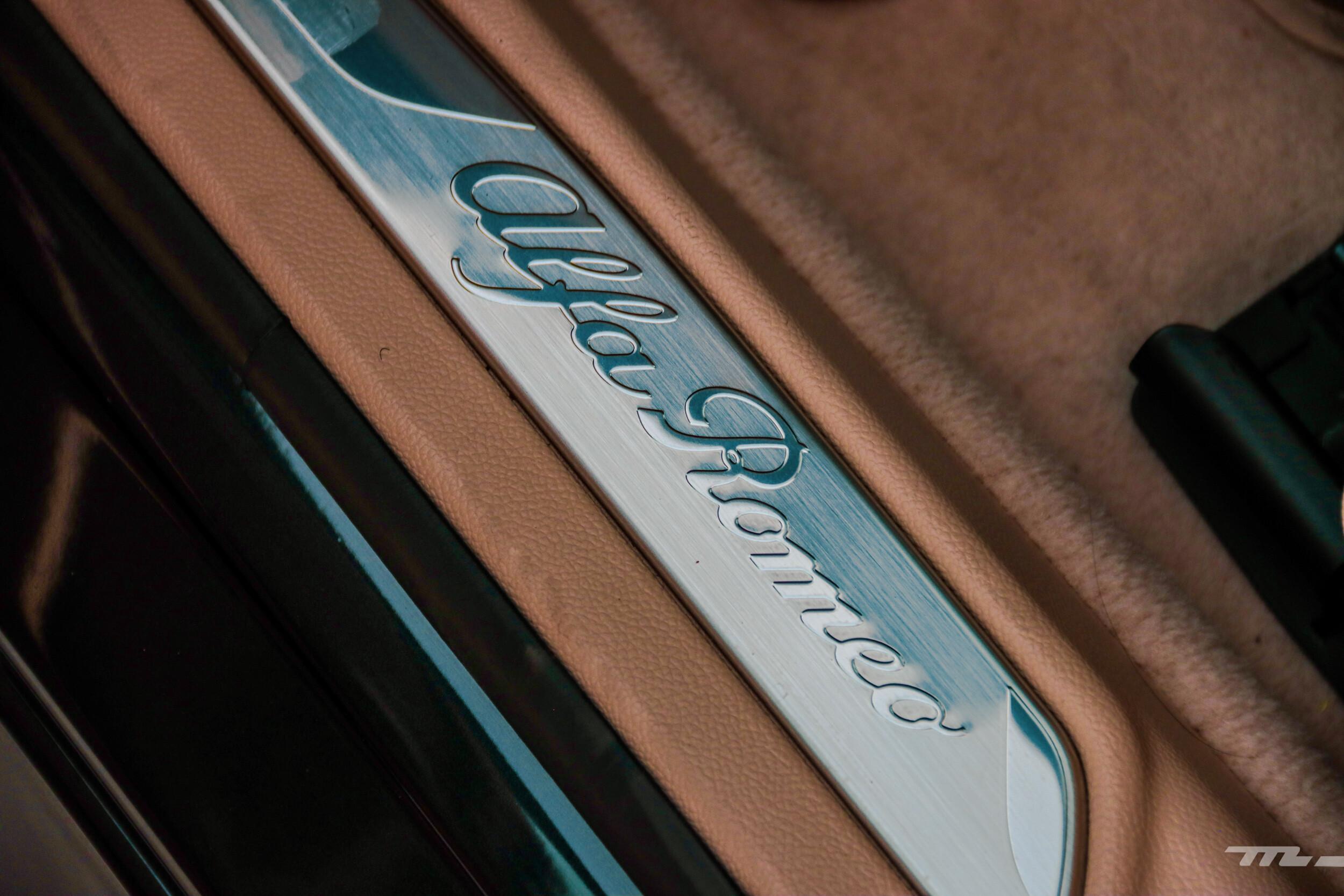Foto de Alfa Romeo Giulia Lusso 2021 (27/83)