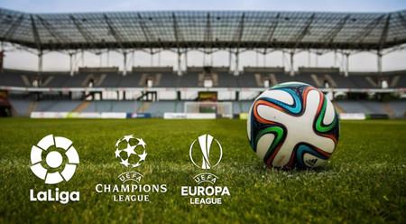 Telefónica tiene los derechos de emisión del fútbol hasta 2022