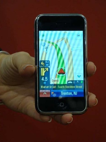 CoPilot Live, GPS para el iPhone