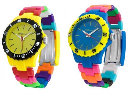 PixelModa, la hora en colorines