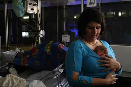 Una visita a la UCI de neonatos del Hospital 12 de Octubre
