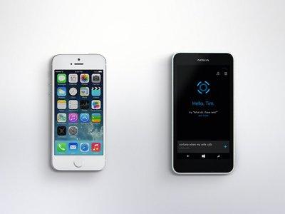 Cortana y Siri podrían ser mejores amigas en el futuro, o al menos eso es lo que quiere Microsoft