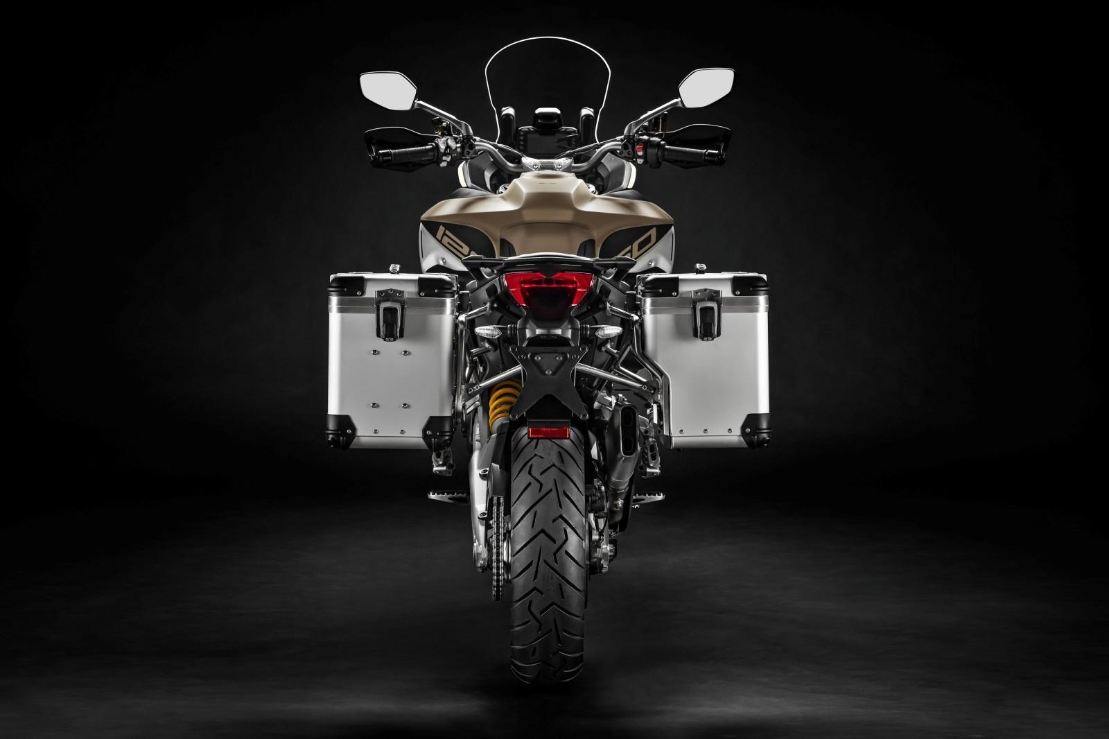 Foto de Ducati Multistrada 1260 Enduro 2019 (13/68)
