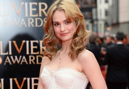 Lily James es la Cenicienta de Kenneth Branagh