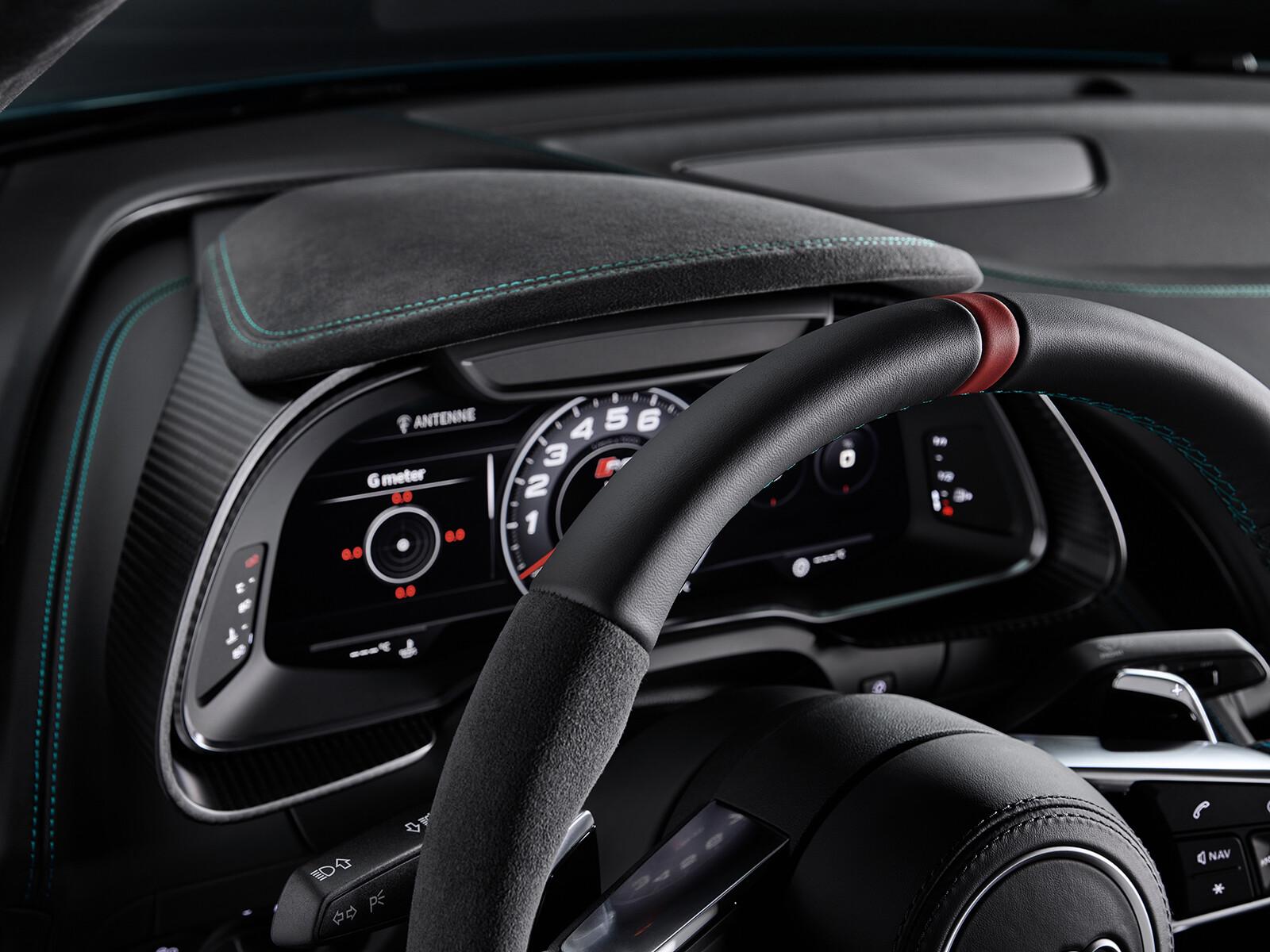Foto de Audi R8 Green Hell (19/25)