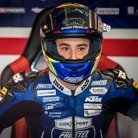 """Jason Dupasquier está """"en estado muy grave"""" en el hospital tras su accidente de Moto3 en Mugello"""