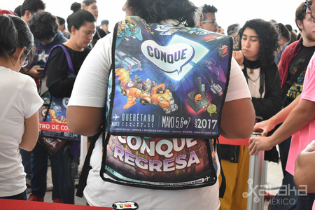 CONQUE 2017, así se vivió la convención de cómics más grande de México con todo y Stan Lee