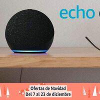 Ahorra 30 euros regalando un Echo Dot de 4ª generación estas navidades: Amazon lo tiene rebajado a 29,99 euros